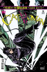 DC Comics's Catwoman Issue # 14