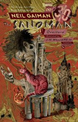Vertigo's The Sandman: Overture TPB # 1-30th ann