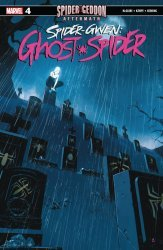 Marvel Comics's Spider-Gwen: Ghost Spider Issue # 4
