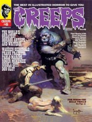 Warrant Publishing's The Creeps Issue # 6