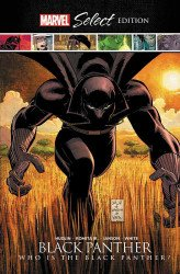 Marvel Comics's Marvel Select: Black Panther - Who Is The Black Panther Hard Cover # 1