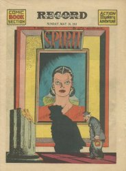 Eisner Studios's The Spirit Weekly Issue # 51