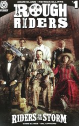 After-Shock Comics's Rough Riders: On the Storm Issue # 1b