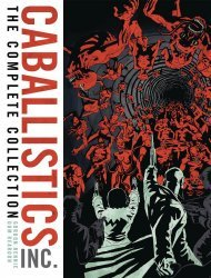 Rebellion's The Complete Caballistics Inc. TPB # 1