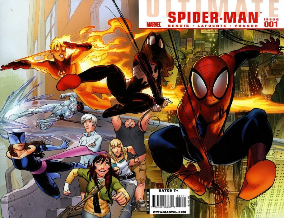 Ultimate spider man comic - photo#30