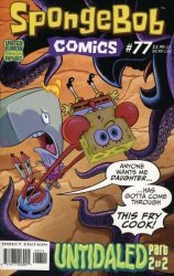 United Plankton Pictures's SpongeBob Comics Issue # 77