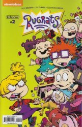 KaBOOM!'s Rugrats Issue # 2