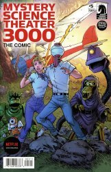 Dark Horse Comics's Mystery Science Theater 3000 Issue # 5
