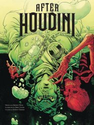 Insight Studios's After Houdini Hard Cover # 1