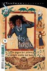 Vertigo's Books Of Magic Issue # 9
