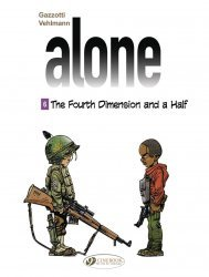 Cinebook's Alone Soft Cover # 6