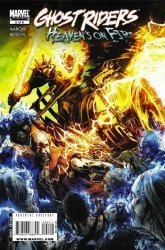 Marvel Comics's Ghost Riders: Heaven's on Fire Issue # 2