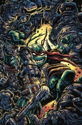 IDW Publishing's Teenage Mutant Ninja Turtles: Macro-Series - Raphael Issue # 1team eastman