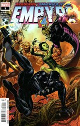 Marvel Comics's Empyre Issue # 3