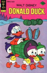 Gold Key's Donald Duck Issue # 181