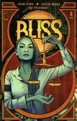 Image Comics's Bliss Issue # 6