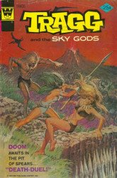 Gold Key's Tragg and the Sky Gods Issue # 6whitman