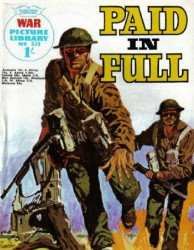 Fleetway (AP/IPC)'s War Picture Library Issue # 539