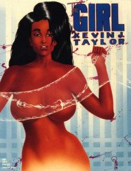 Rip Off Press's The Girl TPB # 1