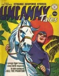 Alan Class & Company's Uncanny Tales Issue # 181