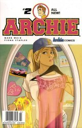 Archie Comics Group's Archie Issue # 2g