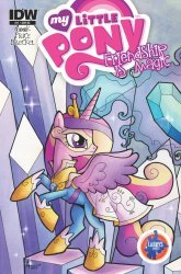IDW Publishing's My Little Pony: Friendship is Magic Issue # 17larrys-a
