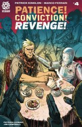 After-Shock Comics's Patience! Conviction! Revenge! Issue # 4