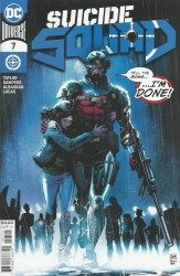 DC Comics's Suicide Squad Issue # 7