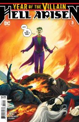 DC Comics's Year of the Villain: Hell Arisen Issue # 3