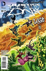 DC Comics's Justice League Dark Issue # 35