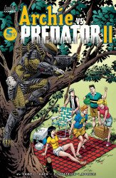 Archie Comics Group's Archie vs Predator 2 Issue # 5d