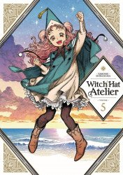 Kodansha Comics's Witch Hat Atelier Soft Cover # 5