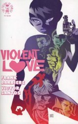 Image Comics's Violent Love Issue # 10b