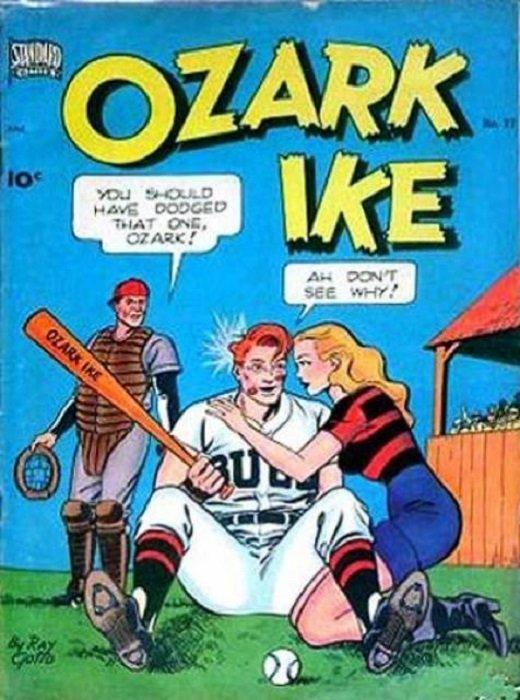 Ozark Ike 22 (Standard Comics)