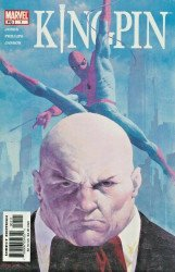 Marvel Comics's Kingpin Issue # 1