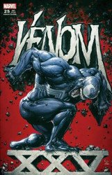 Marvel Comics's Venom Issue # 25krs