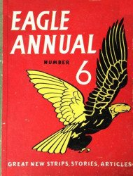 Fleetway (AP/IPC)'s Eagle Hard Cover # 1956