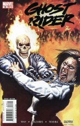 Marvel's Ghost Rider Issue # 16