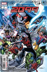 Marvel Comics's 2099 Alpha Issue # 1