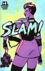BOOM! Studios's SLAM Issue # 4