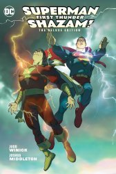 DC Comics's Superman / Shazam!: First Thunder Hard Cover # 1