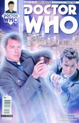 Titan Comics's Doctor Who: 10th Doctor Year Two Issue # 6b