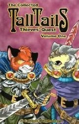 Dream Weaver Press's Tall Tails: Thieves Quest TPB # 1