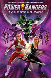 BOOM! Studios's Saban's Power Rangers: The Psycho Path TPB # 1