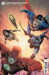 DC Comics's Justice League: Last Ride Issue # 1b