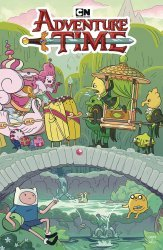 KaBOOM!'s Adventure Time TPB # 15
