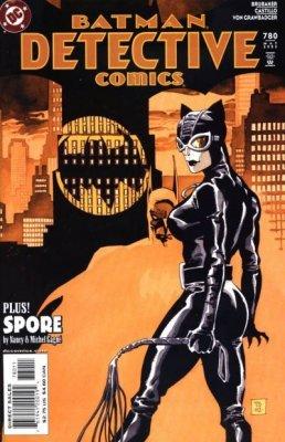 DC Comicss Detective Comics Issue 780