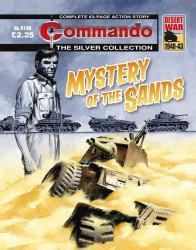 D.C. Thomson & Co.'s Commando: For Action and Adventure Issue # 5186