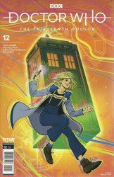 Titan Comics's Doctor Who: 13th Doctor Issue # 12