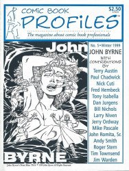 As You Like It Publications's Comic Book Profiles Issue # 5